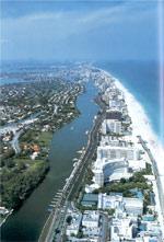 Zoznamka Palm Beach záhrady